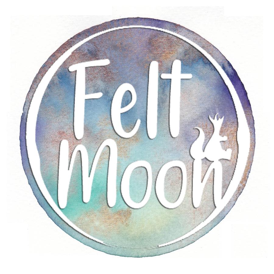Felt Moon